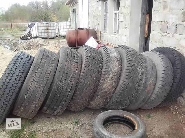 купить бу Б/у шины для грузовика в Полтаве