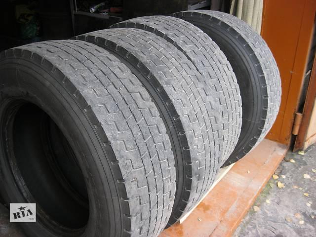 продам Б/у шины для грузовика бу в Чернигове
