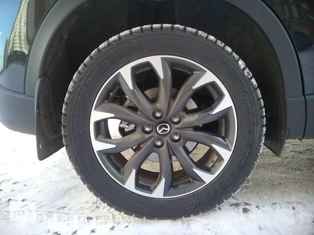 бу Б/у шины для кроссовера Mazda CX-5 в Киеве
