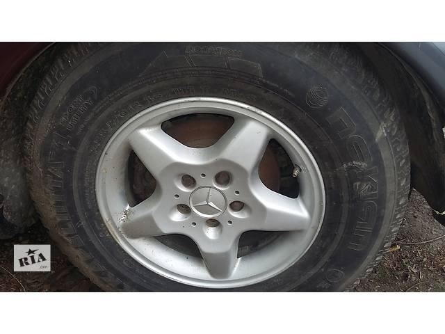 продам Б/у шины для кроссовера Mercedes ML 320 бу в Черновцах