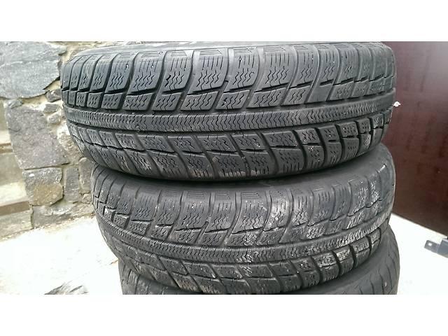 продам Б/у зимние шины для легкового авто 165/70R14 бу в Киеве