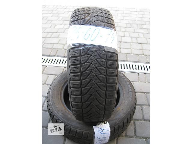 купить бу Б/у шины для легкового авто 185/60/14 ПРОТЕКТОР 5 ММ в Яворове
