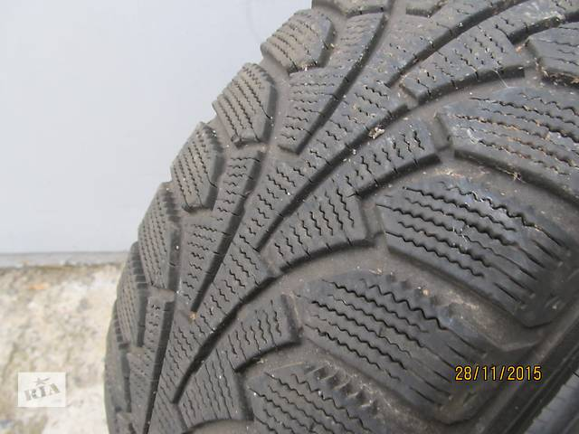 купить бу Б/у шины для легкового авто 195/60 R15 в Черкассах