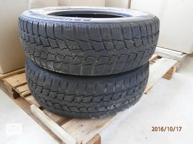 Б/у шины для легкового авто 195/60R16C- объявление о продаже  в Киеве