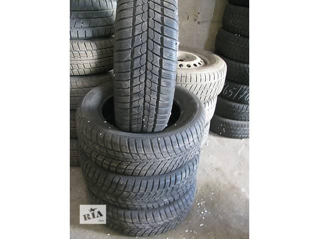 Б/у шины для легкового авто , 205/60/15 ЦІНА ЗА КОМПЛЕКТ 6.6 ММ- объявление о продаже  в Яворове (Львовской обл.)