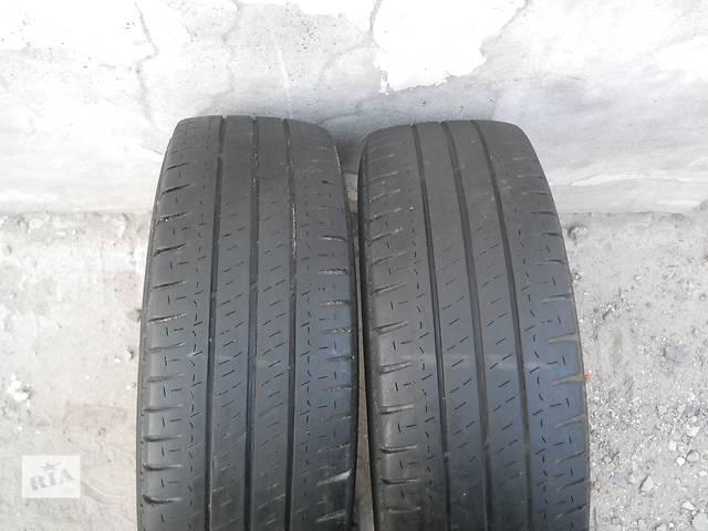 купить бу Б/у шины для легкового авто 215 65 16C Michelin в Хмельницком