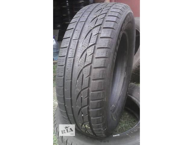 Б/у шини для легкового авто 215/65R16 Hankook 5.5мм.- объявление о продаже  в Львове