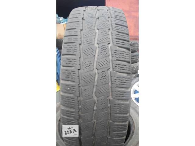 купить бу Б/у шини для легкового авто 215/65R16C Michelin 5-6мм. в Львове