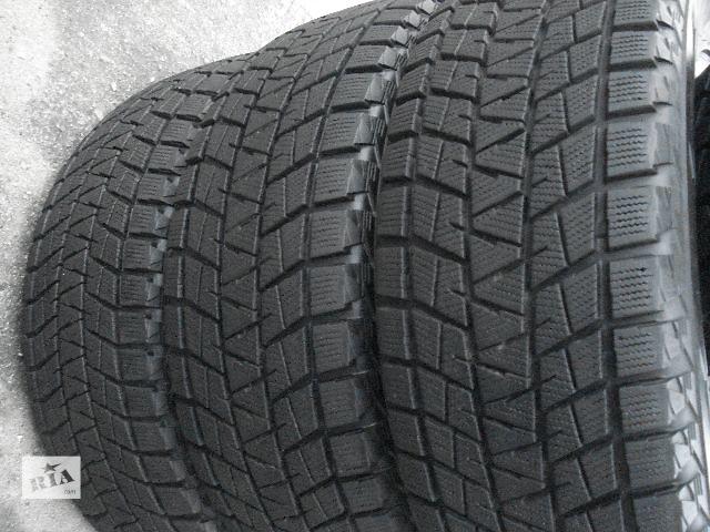 бу Б/у шины для легкового авто 265.65 R18 Bridgestone Blizak DM-V1 в Харькове