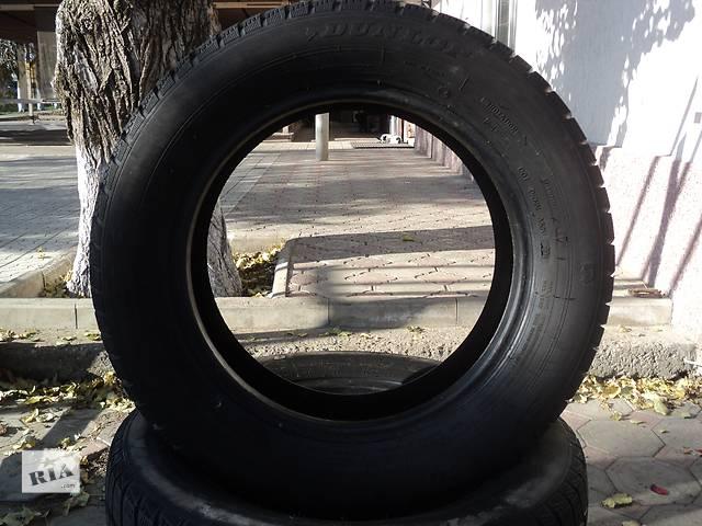 продам Б/у шины для легкового авто Dunlop 205/65/16C бу в Татарбунарах