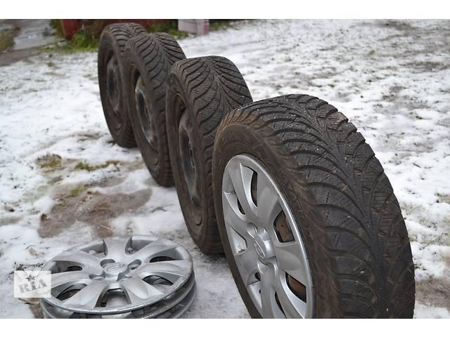 продам Б/у шины для легкового авто Hyundai Getz бу в Броварах
