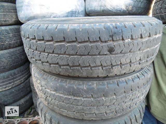 бу Б/у шины для легкового авто Mercedes в Дубно (Ровенской обл.)