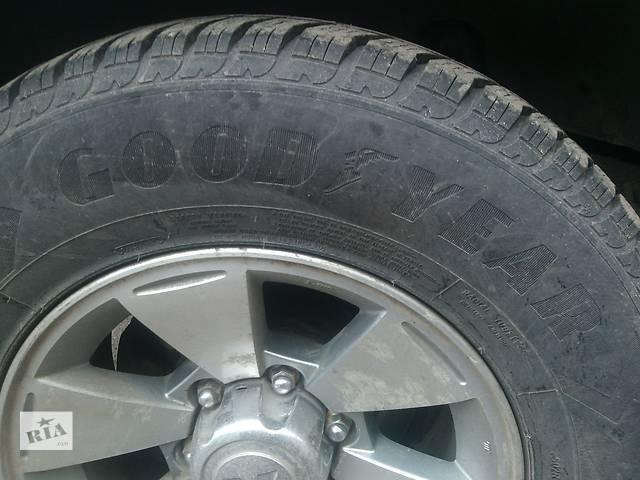 продам Б/у шины для легкового авто Mitsubishi Pajero Sport бу в Крыжополе