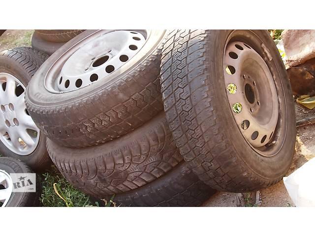 бу Б/у шины для легкового авто Opel Vivaro в Полтаве