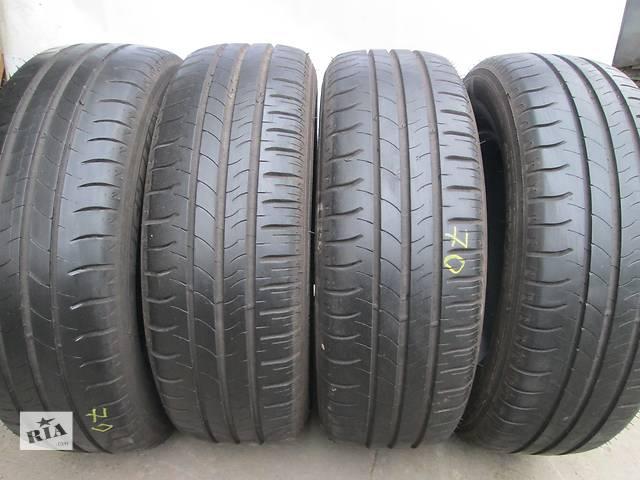 продам Б/у шины для легкового авто R15 205/65 Michelin бу в Львове