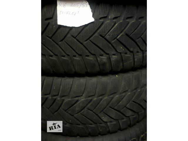 купить бу Б/у шины для легкового авто Р16 205 55 в Львове