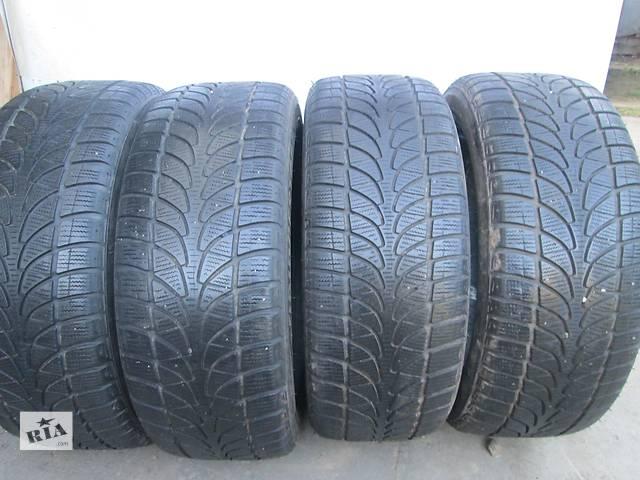 Б/у шини для легкового авто R16 215/55 Bridgestone- объявление о продаже  в Львове