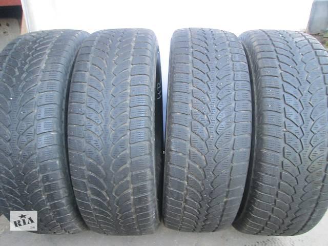 купить бу Б/у шини для легкового авто R16 245/70 Bridgestone в Львове