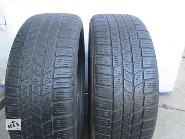 продам Б/у шини для легкового авто R17 205/50 Continental бу в Львове