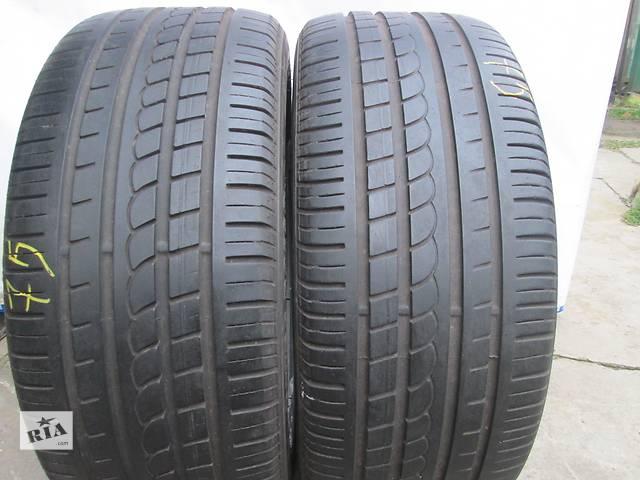 Б/у шины для легкового авто R17 235/45 Pirelli- объявление о продаже  в Львове