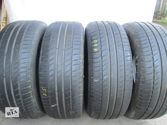Б/у шини для легкового авто R17 235/55 Michelin- объявление о продаже  в Львове