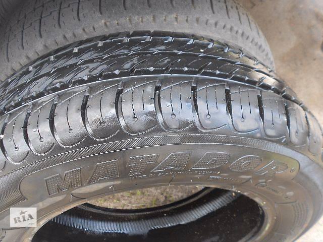 Б/у шины для легкового авто Skoda Octavia- объявление о продаже  в Киеве
