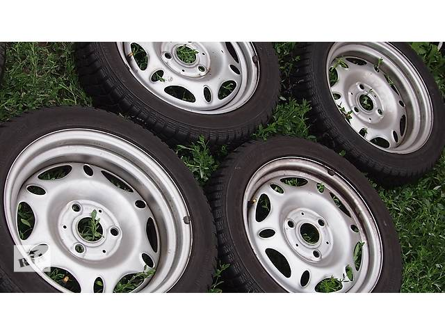 купить бу Б/у шины для легкового авто Smart Fortwo в Полтаве