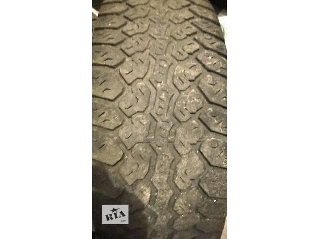 Б/у шины для легкового авто Toyota FJ Cruiser- объявление о продаже  в Киеве