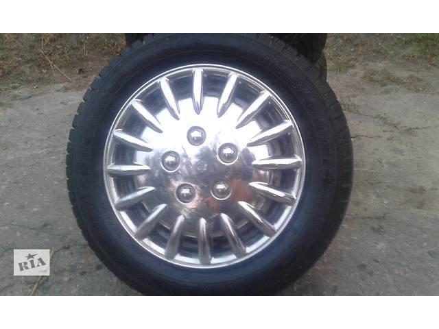 бу Б/у шини для легкового авто ВАЗ в Киеве