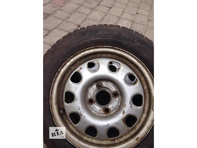 Б/у шины для легкового авто Volkswagen- объявление о продаже  в Владимир-Волынском