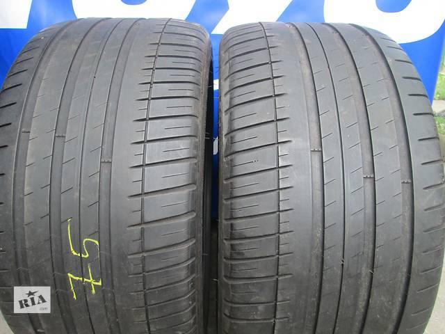 купить бу Б/у шины для легкового авто ZR18 265/35 Michelin в Львове