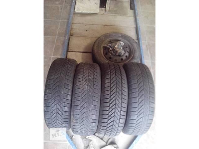 бу Б/у шины для легкового авто195\65р15(зима) в Каменке-Бугской