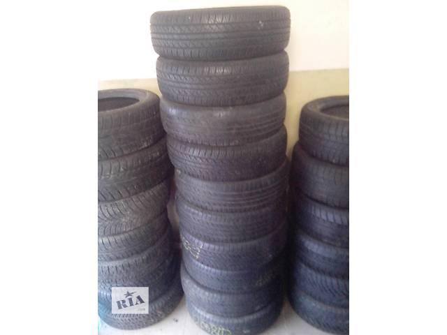купить бу Б/у шины для легкового авто195\65р15 в Каменке-Бугской