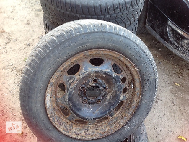 Б/у шины для легкового авто ford- объявление о продаже  в Львове