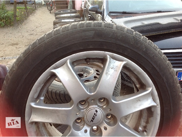 бу Б/у шины для легкового авто в Львове