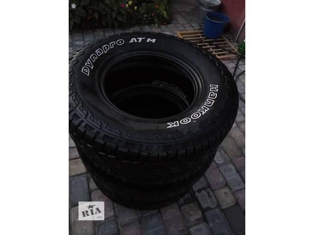 бу Б/у шины для легкового авто в Сарнах (Ровенской обл.)