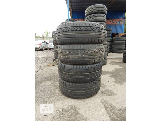 продам Летняя резина Dunlop Sp Sport 01 AO 225/55 R17 бу в Виннице