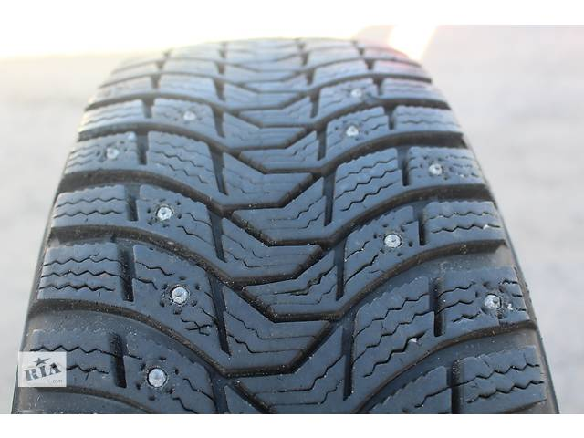 купить бу Б/у шины Michelin X-Ice North-3 215/65/R165/ зима в Днепре (Днепропетровске)