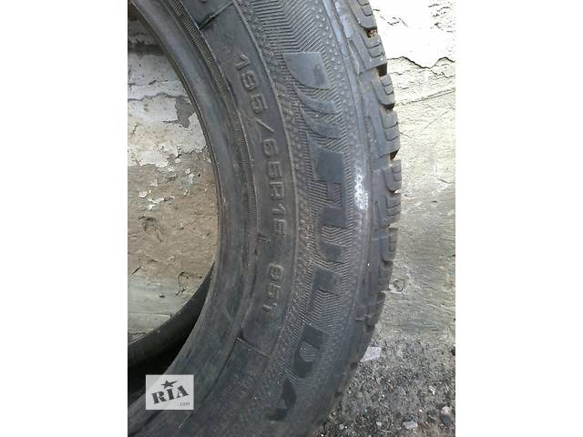 продам Б/у шины для легкового авто бу в Бахмуте (Артемовске)