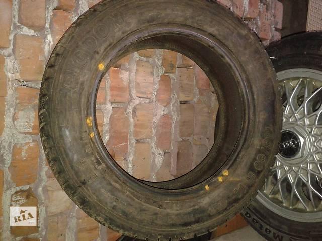 Б/у шины для легкового авто- объявление о продаже  в Жидачове