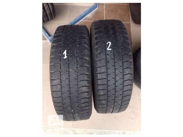 Б/у шины для легкового авто- объявление о продаже  в Каменке-Бугской