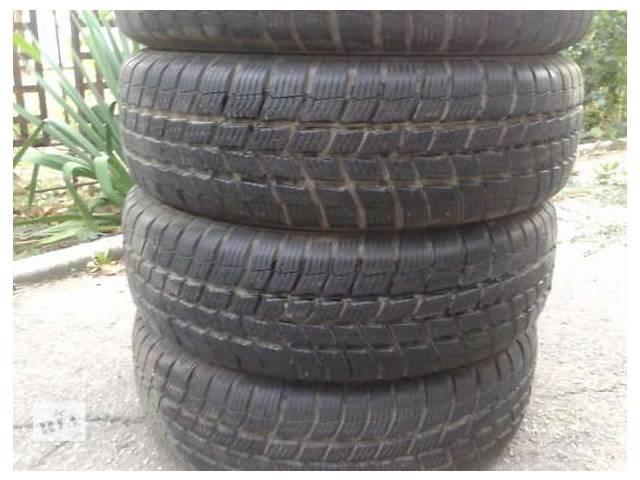 Б/у шины для легкового авто- объявление о продаже  в Токмаке
