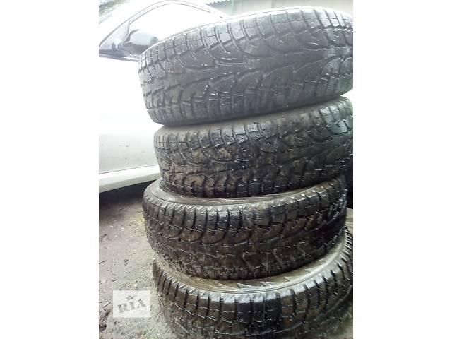Б/у шины для легкового авто- объявление о продаже  в Ирпене