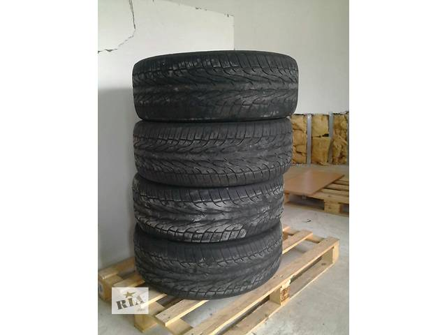 продам Б/у шины для легкового авто 275/55R20 бу в Киеве