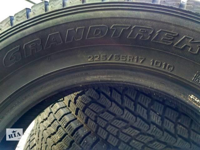 Зимняя резина r 17 Grandtrek 225/65- объявление о продаже  в Киеве