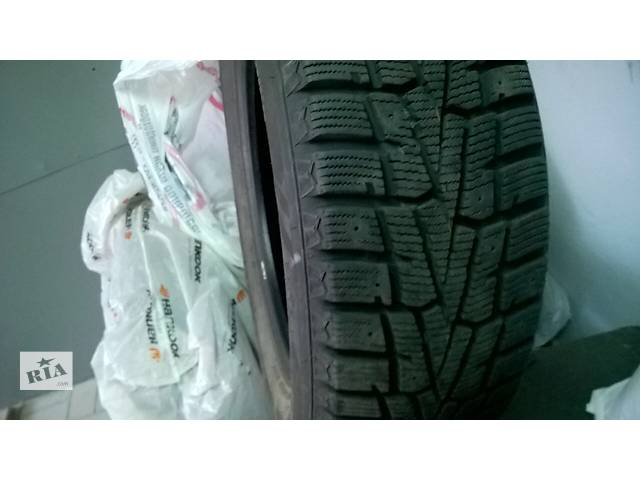Б/у шины для легкового авто- объявление о продаже  в Харькове