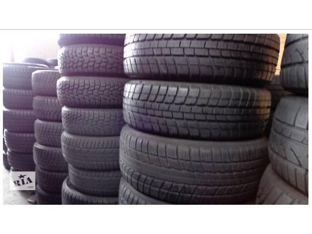 Б/у шины для легкового авто- объявление о продаже  в Мукачево