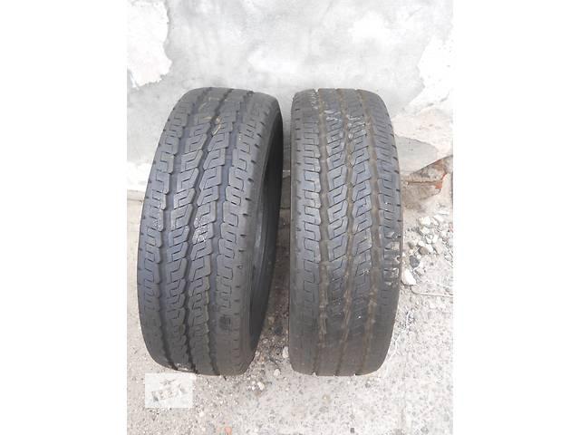 Б/у шины для легкового авто Резина летняя 215 65 R16C Continental 9 мм- объявление о продаже  в Хмельницком