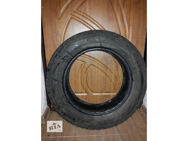 бу Б/у шины для легкового автоPirelli chrono 195/65 R16 C 2 ската и 2 Bridgestone Duravis 195/65 R16С в Черкассах