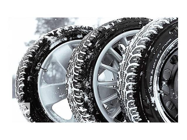 купить бу Б/у шины для легковых автомобилей разных размеров в наличии!  в Киеве